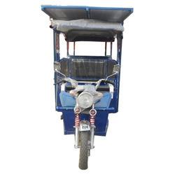 Solar Battery Rickshaw