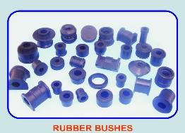 Rubber Bushes