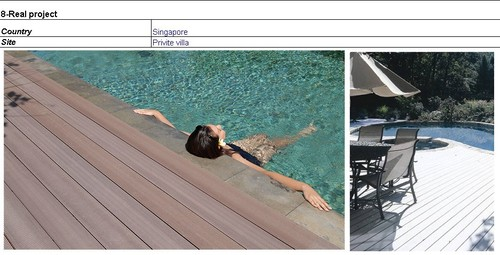 Swimming Pool Surround Flooring
