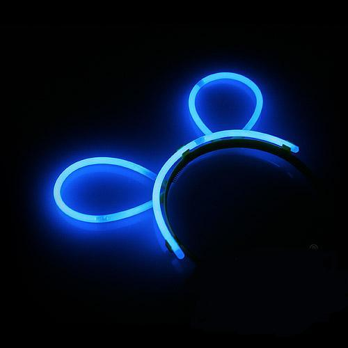 Glow Bear Hairbin Glow Stick