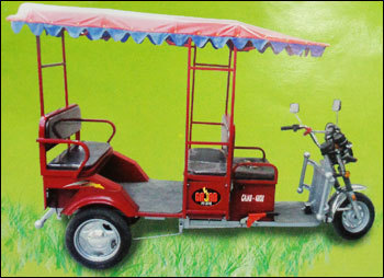 E Passenger Tricycle