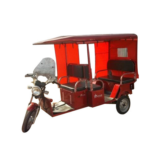 E-Rickshaw (with Solar/Battery)