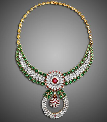 Diamond Jewellery by Sapna Jewels  Catalogues