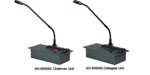 Conference Microphone (AO-6000Ac/6000Ad)