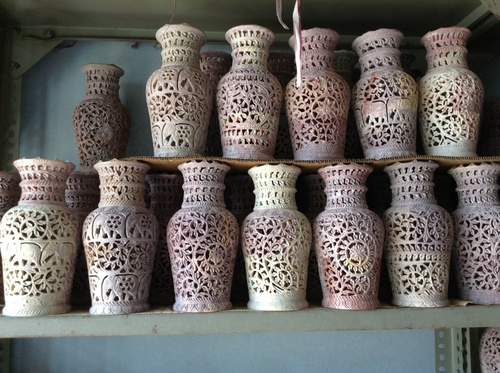 Stone Handicrafts India Gaurara Sand Stone Handicraft