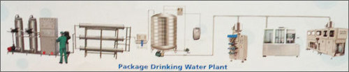 how to start packaged drinking water plant