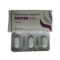 Competitor brand of azithromycin for strep
