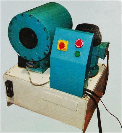 Industrial Crimping Machine