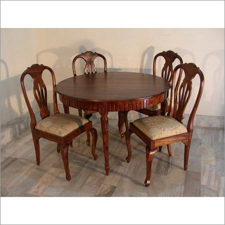 Round Dining Tables In Ajmer Road Jaipur Rajasthan India KASBA FURNITURE