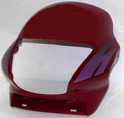 Front Head Light Visor