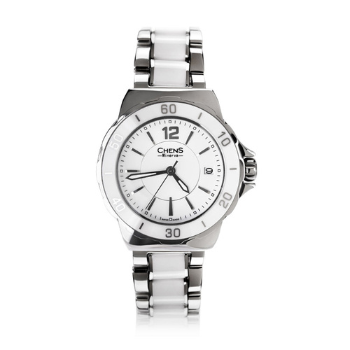 Stainless Steel Bracelet Luminous Hand Watch