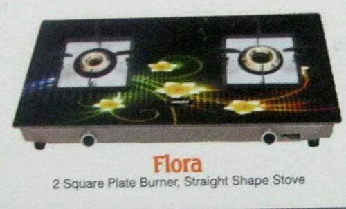 2 Burner Gas Stove - Flora (Wmgs 2ib)