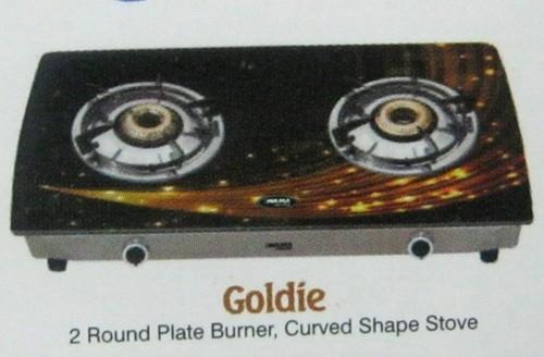 2 Burner Gas Stove - Goldie (Wmgs 2ib)