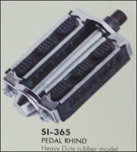 Bicycle Pedals (Si-365)