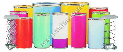 Textile Sliver Cans