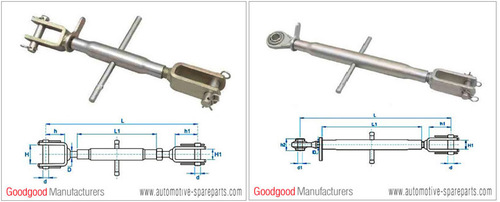 Adjustable Arm For Tractors : Tractor adjustable leveling arm in ludhiana punjab india