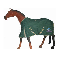 Horse Turnout Canvas Blanket