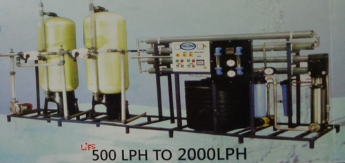 Life 500-2000 Lph Ro System