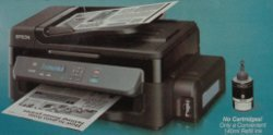 M Series B And W Inkjet Ink Tank Printers