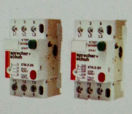 Motor Protection Circuit Breakers (Mpcb)