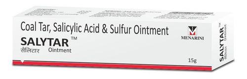 Salytar (Coal Tar, Salicylic Acid) Solution And Ointment