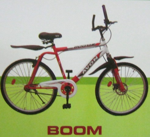 Boom Bicycle