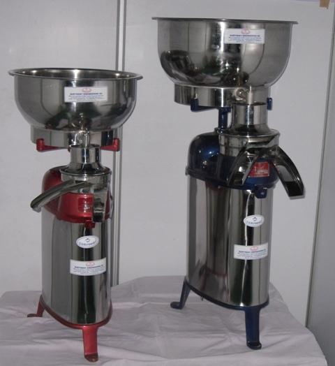 Milk cream separator 300 lph in ahmedabad gujarat india - Tende separatorie ...