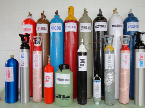 Gas Cylinders Gas Cylinders Colour Codes India