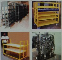 Materials and Hose Trolley