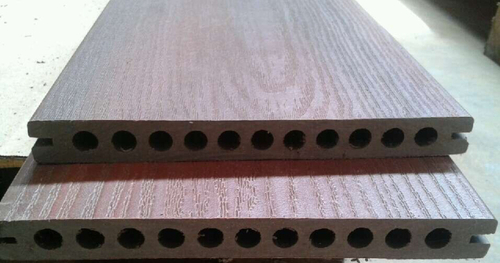 Co-Extrusion Wpc Decking Board/Floor