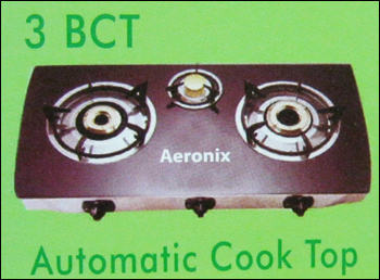 Maintenance Free Automatic Cooktop