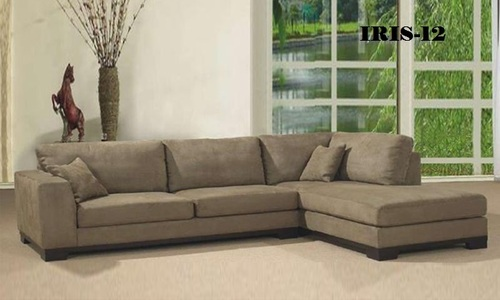 Living Room L Shaped Sofa Set IRIS 12 In Mumbai Maharashtra India IRIS
