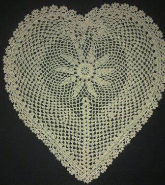 Crochet Chair Covers