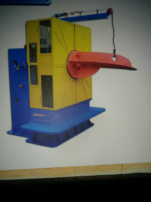 Dead Block Coiler Machine