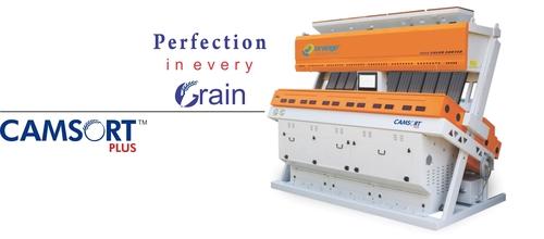 Basmati Rice Color Sorting Machine