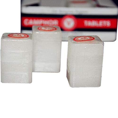 Square Camphor Tablets