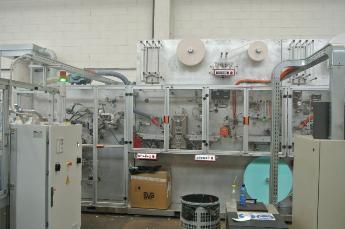 Italian High Speed Panty Liner Machine