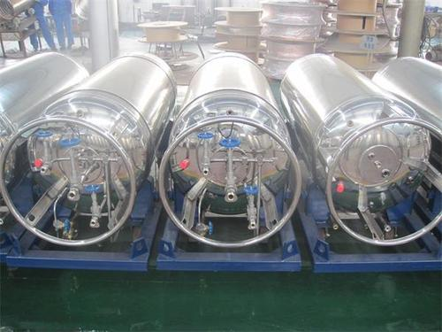 Cryogenic Thermal Insulating Cylinder