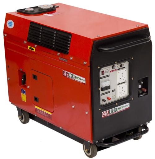 Natural Gas Generator Sizes