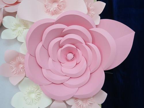 Card Paper Flower