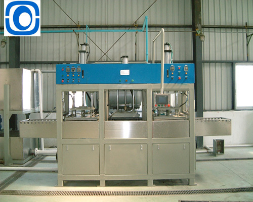 Biodegradable Automatic Paper Plate Tableware Making Machine Line