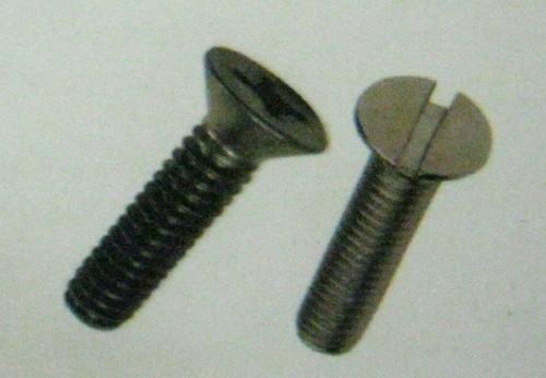 Csk Head Machine Screws