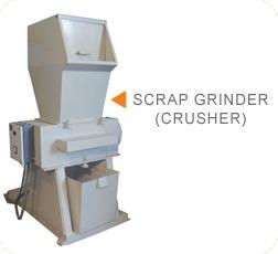 Scrap Grinder (Crusher)