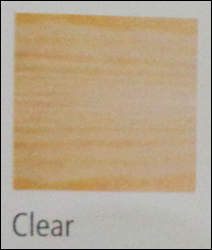 Clear Wooden Flooring