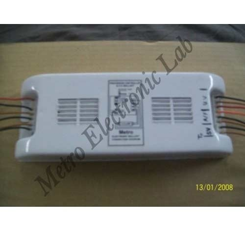 Electronic UV Ballast