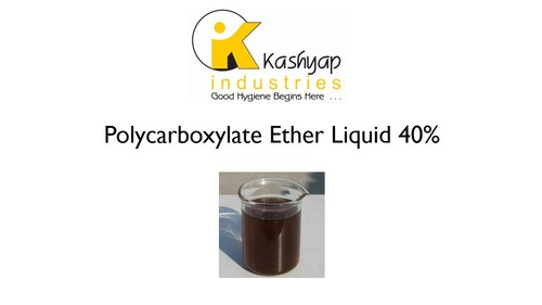 Polycarboxylate Ether Liquid 40%
