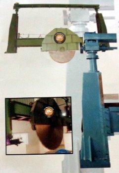Double Pillar Block Cutter