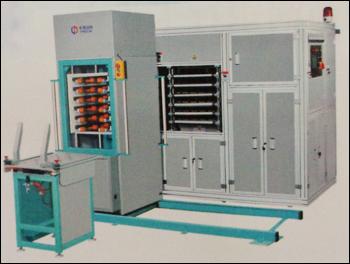 Automatic Laminating Machine (Hx-100y)