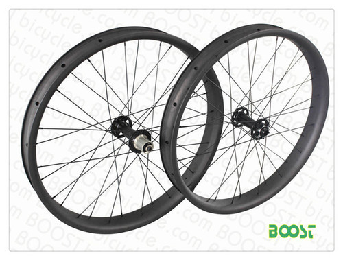 Boost Bicycle Carbon Fat Bike 26 Inch Wheel