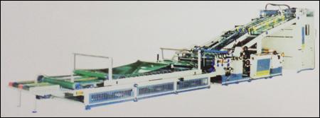 Fully Automatic Flute Laminator Machine